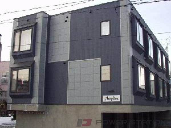札幌市豊平区平岸3条3丁目0賃貸アパート外観写真