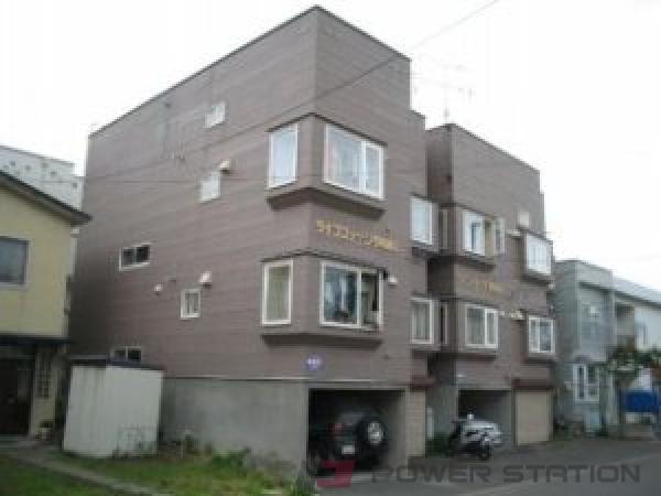 札幌市豊平区平岸3条4丁目1賃貸アパート外観写真