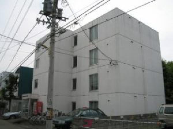 札幌市豊平区平岸3条5丁目0賃貸マンション外観写真