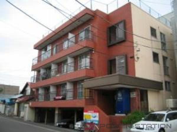 札幌市豊平区平岸3条6丁目01賃貸マンション外観写真