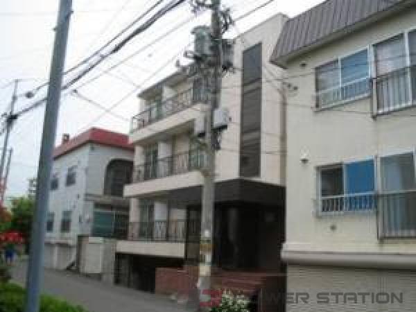 札幌市豊平区平岸3条6丁目0賃貸マンション外観写真