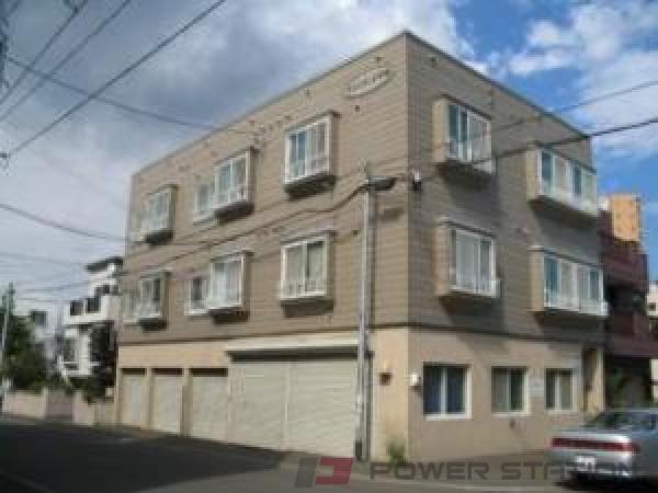 札幌市豊平区平岸4条4丁目0賃貸アパート外観写真