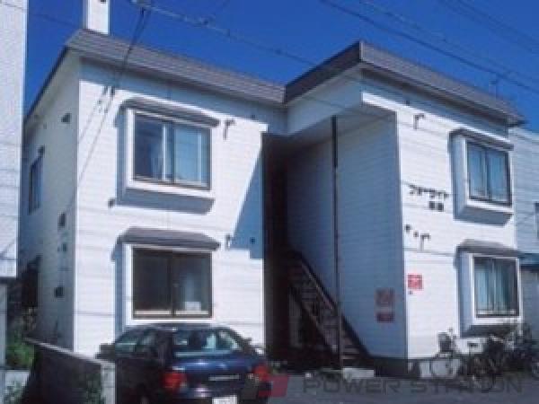 札幌市豊平区平岸4条5丁目0賃貸アパート外観写真
