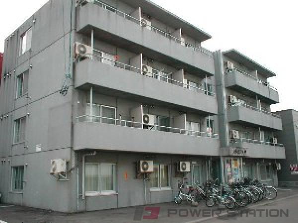 札幌市豊平区平岸4条4丁目0賃貸マンション外観写真