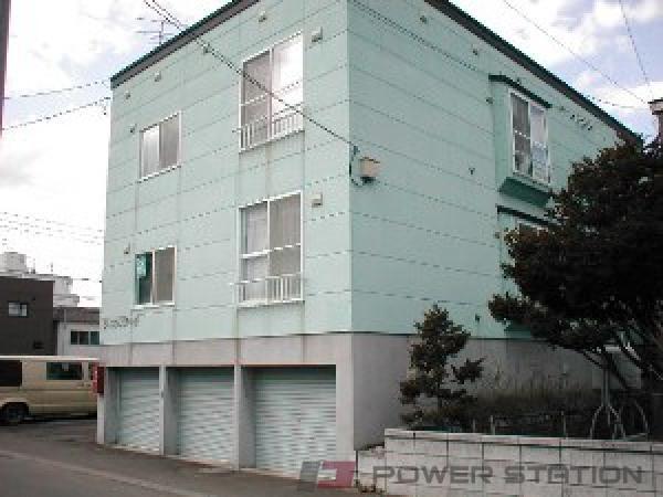 札幌市豊平区平岸4条6丁目0賃貸マンション外観写真