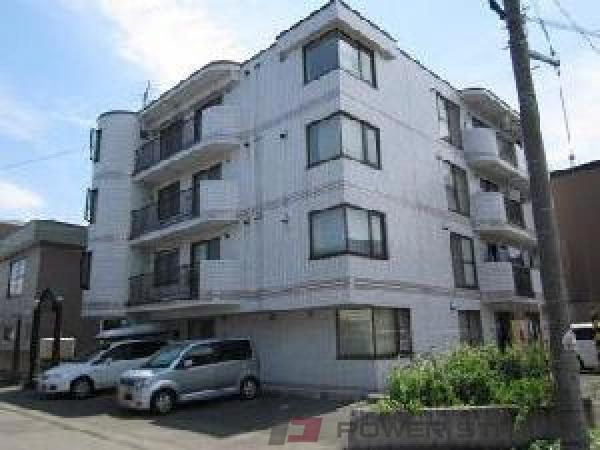 札幌市豊平区美園9条2丁目1賃貸マンション外観写真