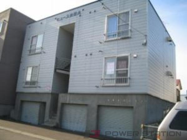 札幌市豊平区美園9条2丁目0賃貸アパート外観写真