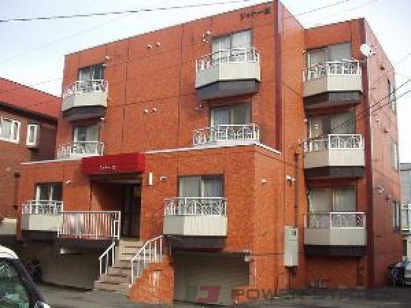 札幌市豊平区美園7条3丁目0賃貸マンション外観写真
