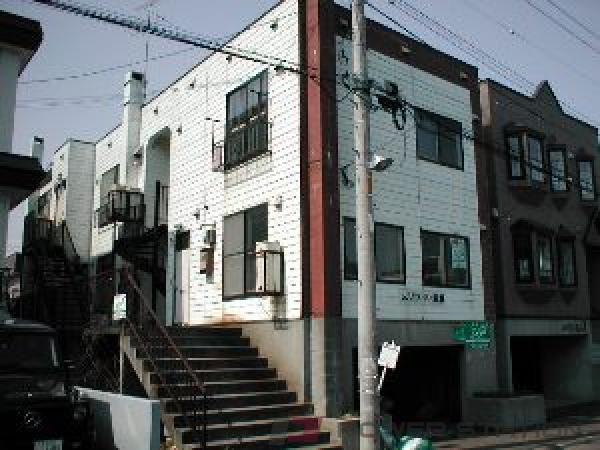 札幌市豊平区美園9条6丁目0賃貸アパート外観写真