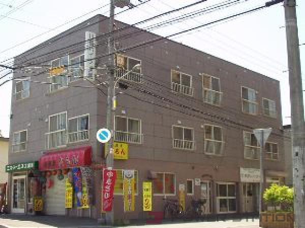 札幌市豊平区美園3条8丁目0賃貸マンション外観写真