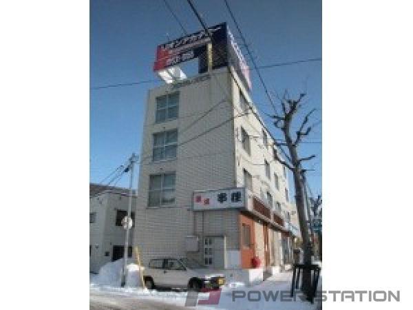 札幌市豊平区月寒東2条1丁目0賃貸マンション外観写真