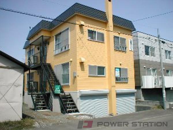 札幌市豊平区月寒東4条8丁目0賃貸アパート外観写真