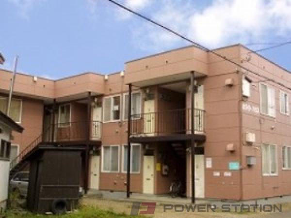 札幌市豊平区月寒東3条4丁目1賃貸アパート外観写真