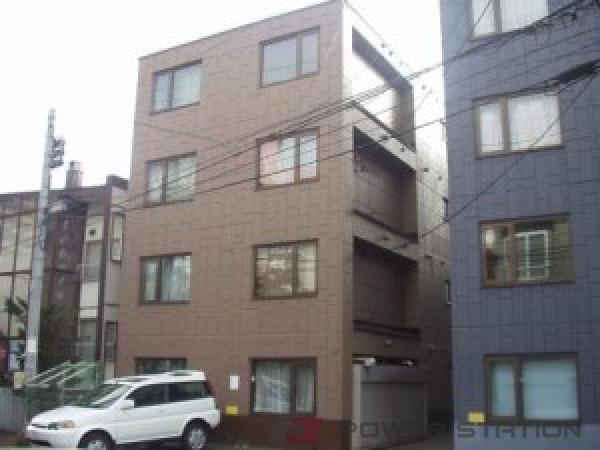 札幌市豊平区平岸1条7丁目0賃貸マンション外観写真