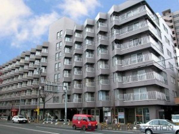 札幌市豊平区平岸3条8丁目0分譲リースマンション外観写真