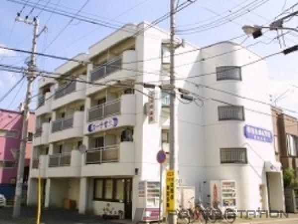 札幌市豊平区平岸3条9丁目1賃貸マンション外観写真