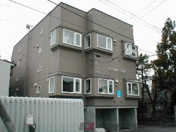 札幌市豊平区平岸4条9丁目1賃貸マンション外観写真