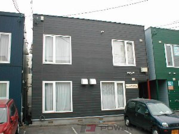 札幌市豊平区平岸5条9丁目0賃貸マンション外観写真