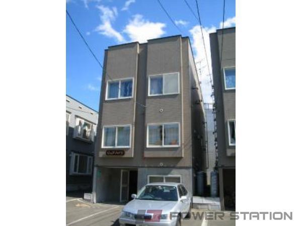 札幌市豊平区月寒西2条6丁目0賃貸アパート外観写真