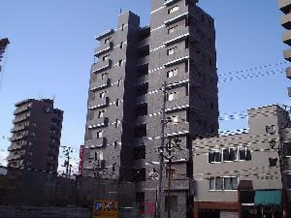 札幌市豊平区月寒中央通4丁目0賃貸マンション外観写真