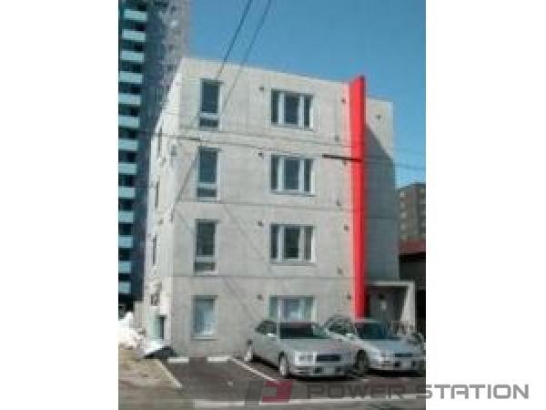 札幌市豊平区月寒東1条4丁目0賃貸マンション外観写真