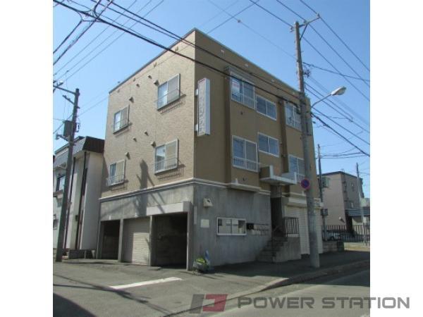 札幌市豊平区月寒東1条7丁目0賃貸アパート外観写真