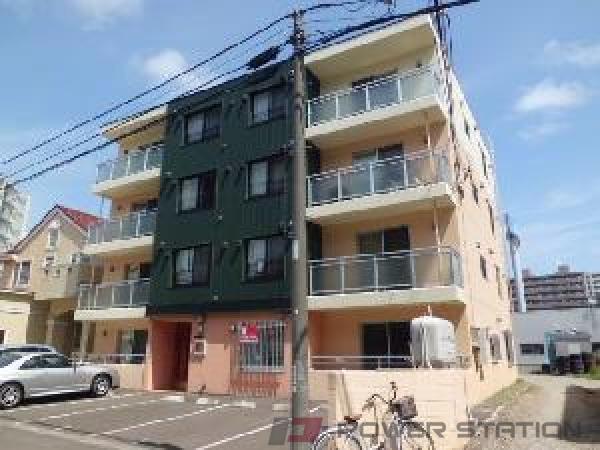 札幌市豊平区福住2条1丁目0賃貸マンション外観写真
