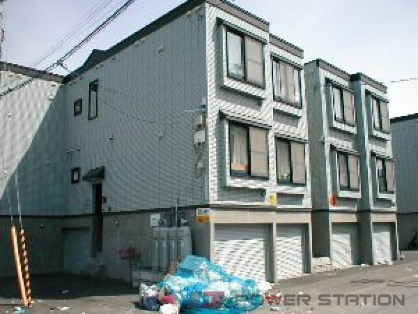 札幌市豊平区月寒東2条7丁目0賃貸アパート外観写真