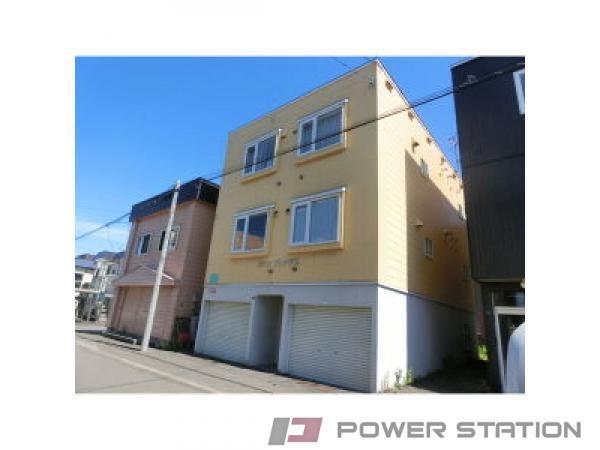 札幌市豊平区月寒東3条7丁目0賃貸アパート外観写真
