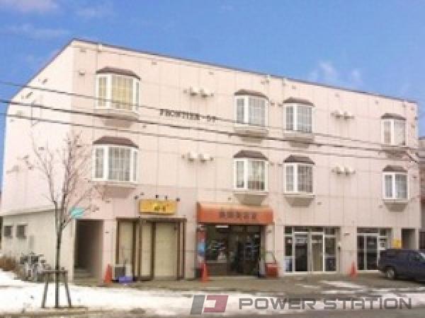 札幌市豊平区月寒東5条7丁目0賃貸アパート外観写真