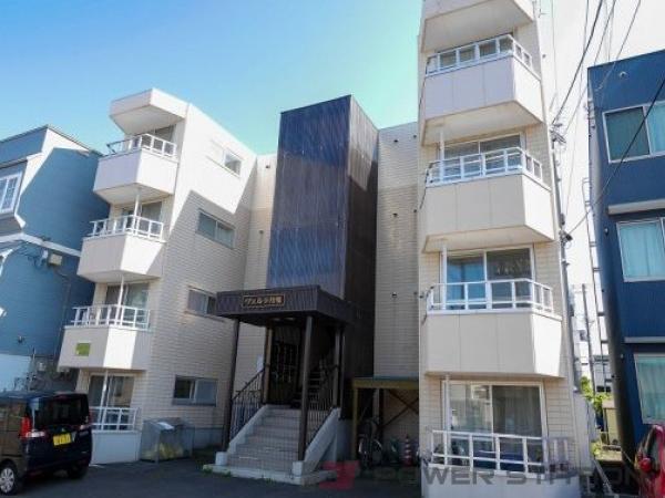札幌市豊平区月寒東5条9丁目1賃貸マンション外観写真