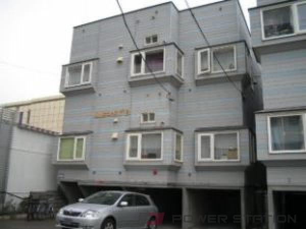 アパート・AMS中の島1-7 B棟