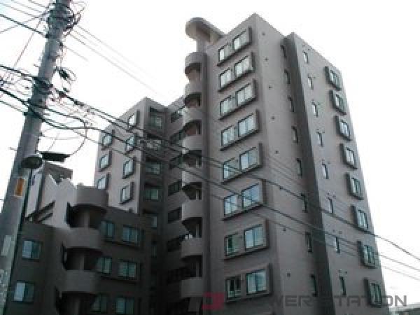 札幌市豊平区平岸3条11丁目0分譲リースマンション外観写真