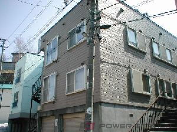 札幌市豊平区平岸4条12丁目0賃貸アパート外観写真
