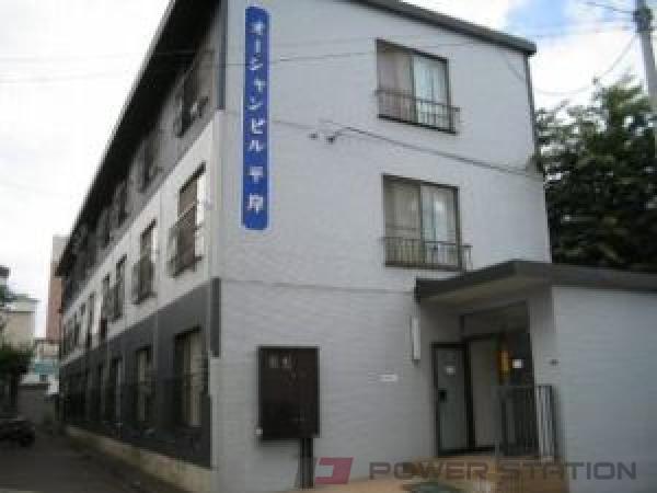 札幌市豊平区平岸4条13丁目0賃貸マンション外観写真