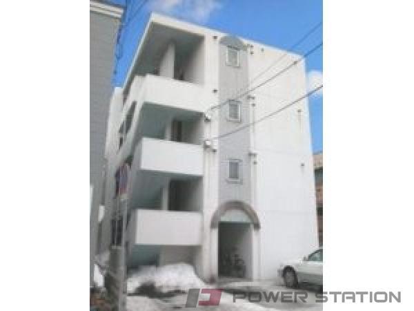 札幌市豊平区平岸6条12丁目1賃貸マンション外観写真