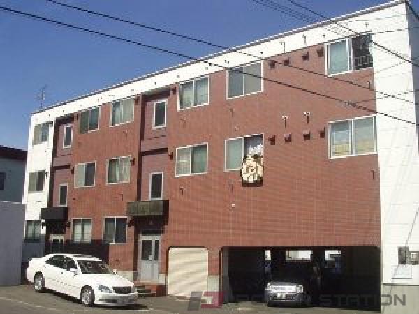 札幌市豊平区平岸7条12丁目0賃貸マンション外観写真
