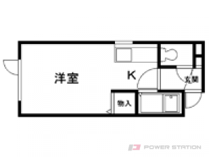 札幌市豊平区月寒西2条6丁目0賃貸アパート間取図面