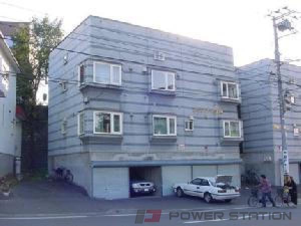 札幌市豊平区月寒西4条6丁目1賃貸アパート外観写真