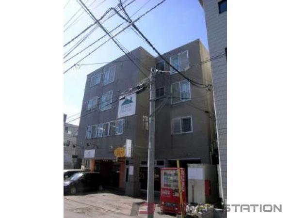 札幌市豊平区月寒中央通7丁目0賃貸アパート外観写真
