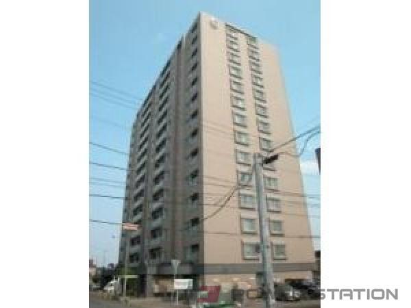 札幌市豊平区月寒中央通8丁目0分譲リースマンション外観写真
