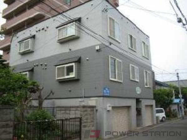 札幌市豊平区月寒中央通8丁目0賃貸アパート外観写真