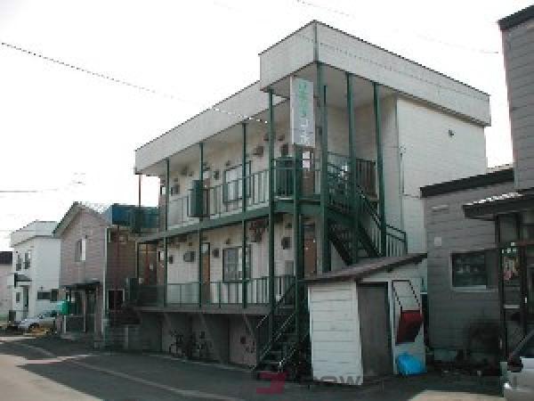 札幌市豊平区月寒東2条9丁目1賃貸アパート外観写真