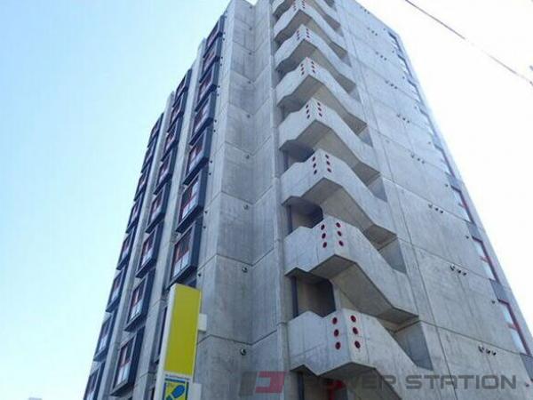 札幌市豊平区旭町4丁目1賃貸マンション外観写真