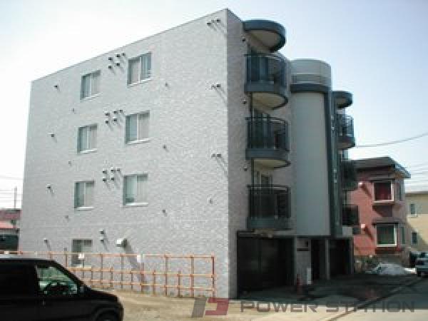 札幌市豊平区平岸1条13丁目0賃貸マンション外観写真