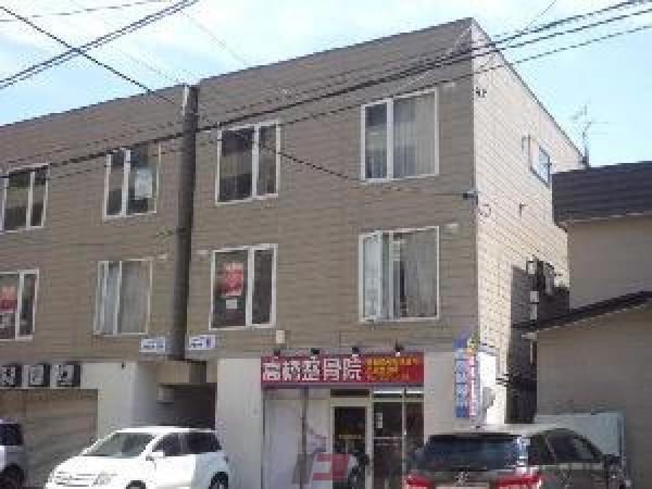札幌市豊平区月寒中央通11丁目1賃貸アパート外観写真