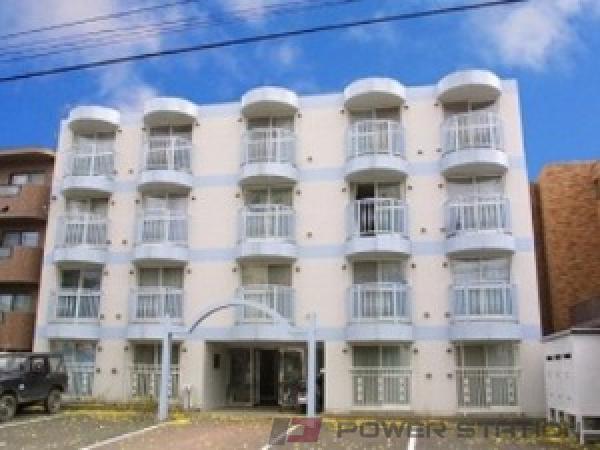 札幌市豊平区平岸1条14丁目0賃貸マンション外観写真