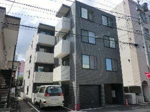 札幌市豊平区豊平2条5丁目デザイナーズ賃貸マンション
