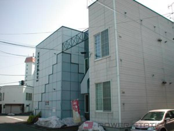 札幌市豊平区平岸1条16丁目0賃貸アパート外観写真