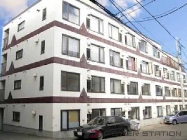 札幌市豊平区平岸3条16丁目1賃貸マンション外観写真